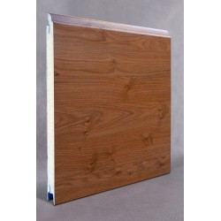 Brama garażowa - panel winchester